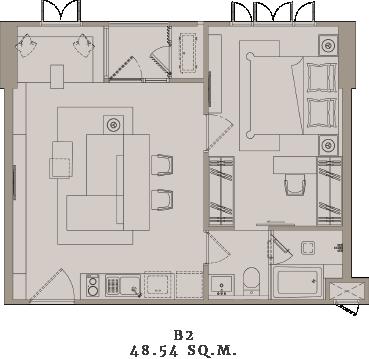 B2_Exclusive_1_Bedroom_New