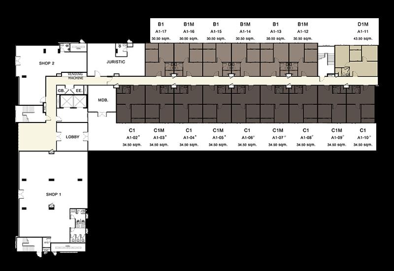 aa1BuildingA-floor-1