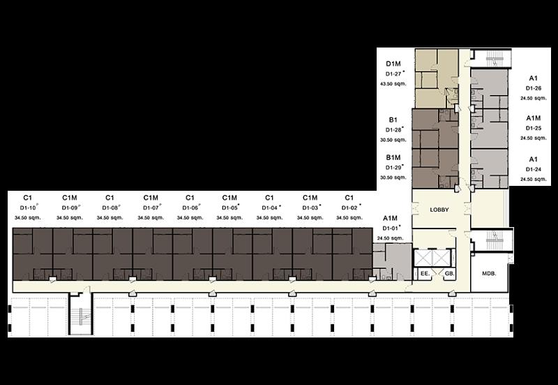 aa1BuildingD-floor-1
