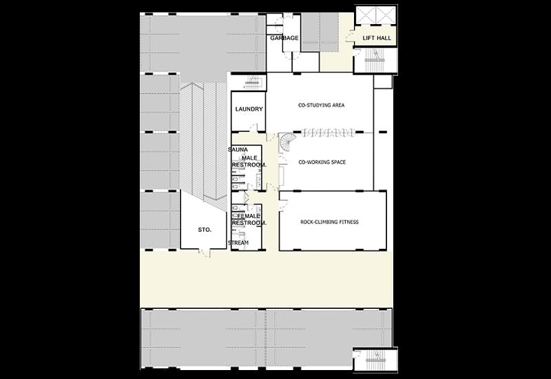aa1BuildingE-floor-1