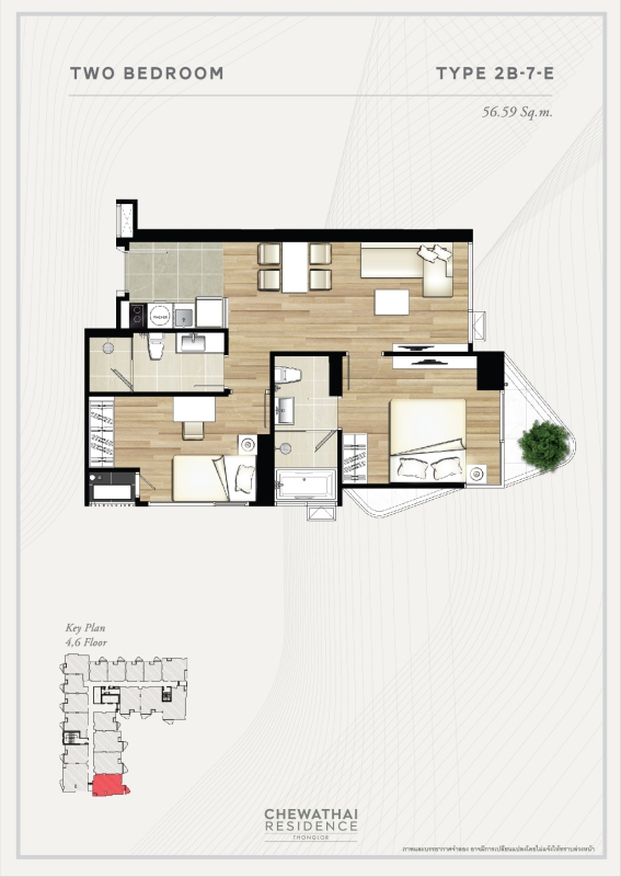 cwt thonglor bCWT RES TL 20 ROOM PLAN FINAL AW 2.0(55 types)21-09-2018( create)-14