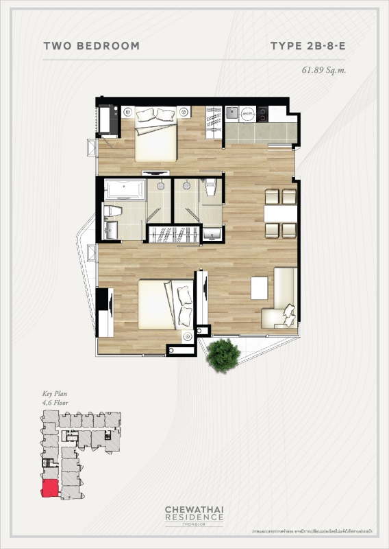cwt thonglor bCWT RES TL 20 ROOM PLAN FINAL AW 2.0(55 types)21-09-2018( create)-16