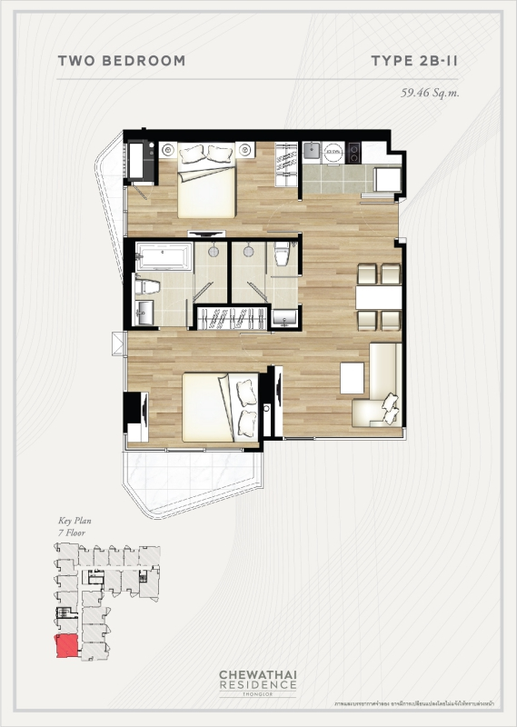 cwt thonglor bCWT RES TL 20 ROOM PLAN FINAL AW 2.0(55 types)21-09-2018( create)-20