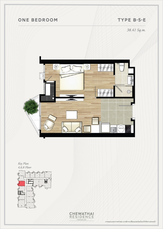 cwt thonglor bCWT RES TL 20 ROOM PLAN FINAL AW 2.0(55 types)21-09-2018( create)-35