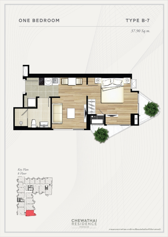 cwt thonglor bCWT RES TL 20 ROOM PLAN FINAL AW 2.0(55 types)21-09-2018( create)-38