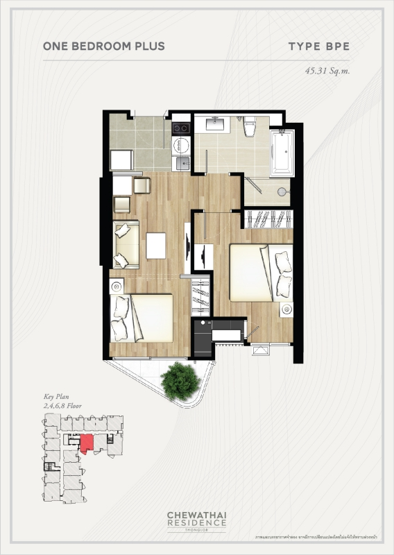 cwt thonglor bCWT RES TL 20 ROOM PLAN FINAL AW 2.0(55 types)21-09-2018( create)-40