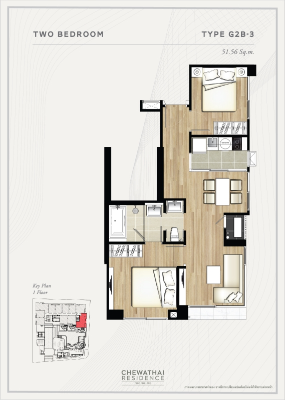 cwt thonglor bCWT RES TL 20 ROOM PLAN FINAL AW 2.0(55 types)21-09-2018( create)-43