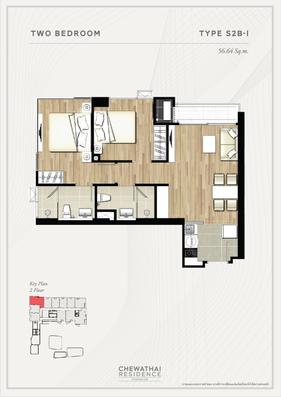 cwt thonglor bCWT RES TL 20 ROOM PLAN FINAL AW 2.0(55 types)21-09-2018( create)-50