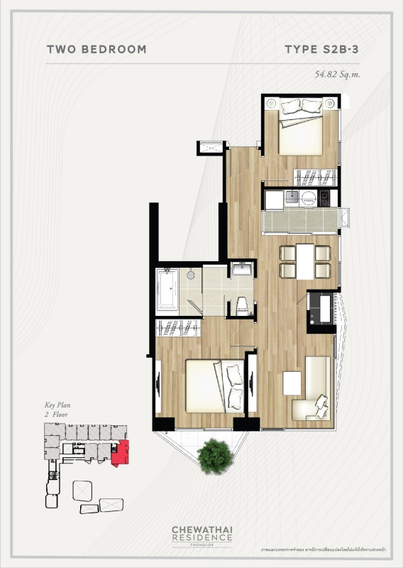 cwt thonglor bCWT RES TL 20 ROOM PLAN FINAL AW 2.0(55 types)21-09-2018( create)-51