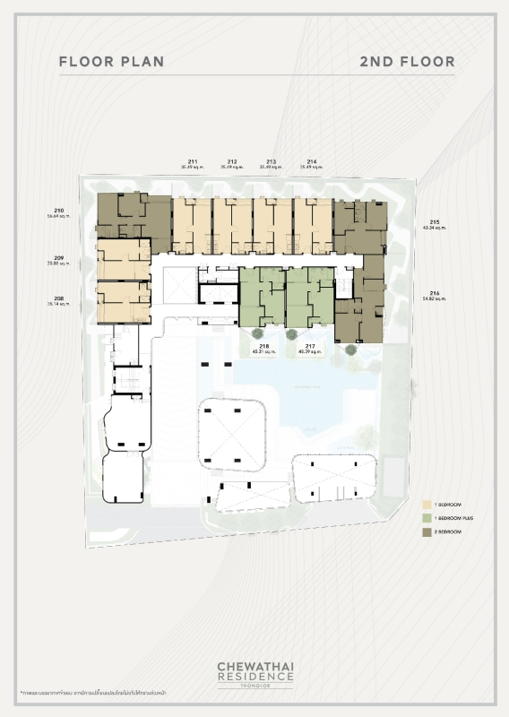 cwt thonglor cCWT RES TL 20 TYPICAL FLOOR PLAN FINAL AW (24-09-2018) (create) -04
