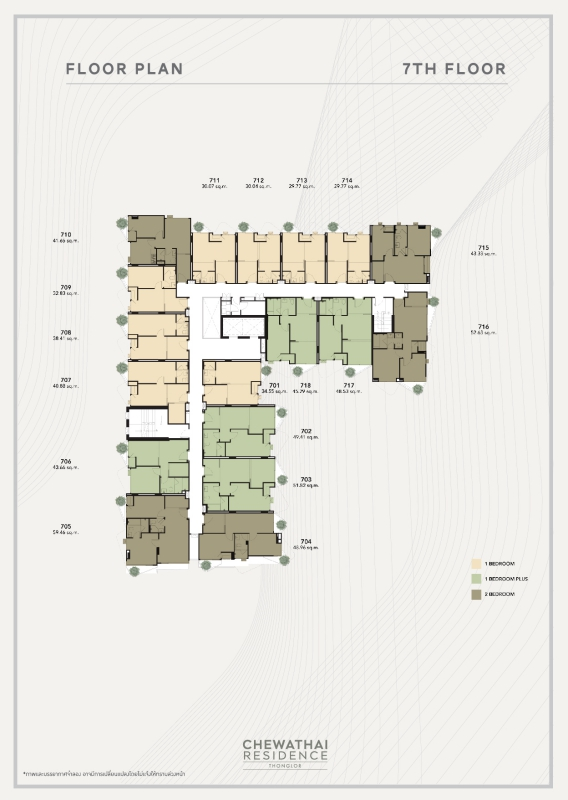 cwt thonglor cCWT RES TL 20 TYPICAL FLOOR PLAN FINAL AW (24-09-2018) (create) -09