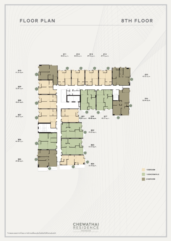 cwt thonglor cCWT RES TL 20 TYPICAL FLOOR PLAN FINAL AW (24-09-2018) (create) -10