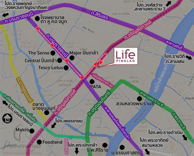 Lifepgwaytomap