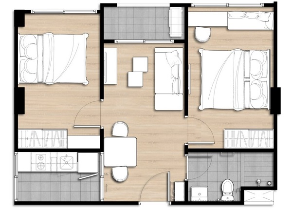two-bed-hideaway