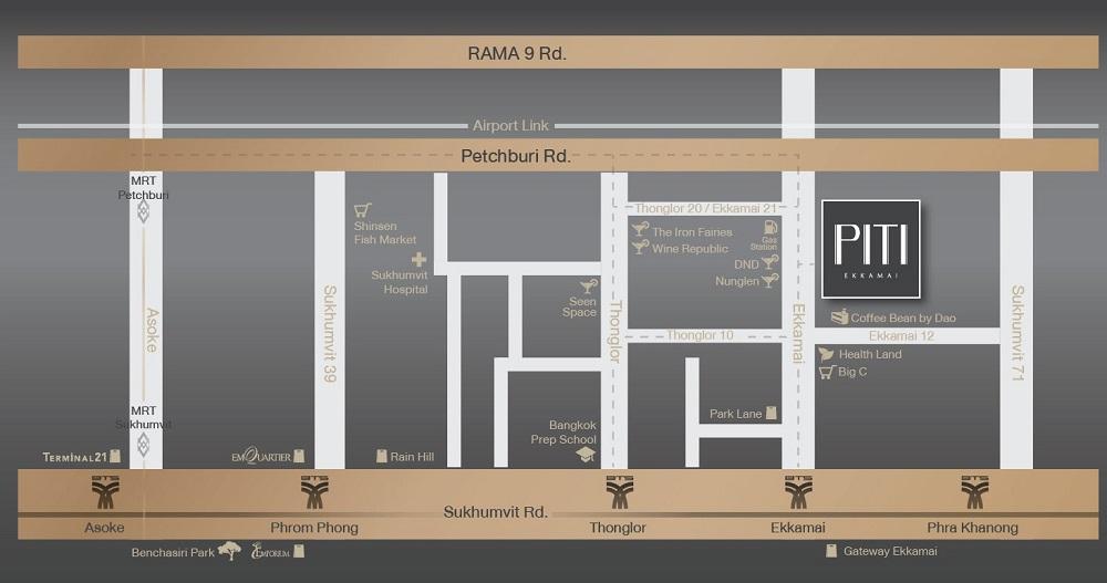 map PITI
