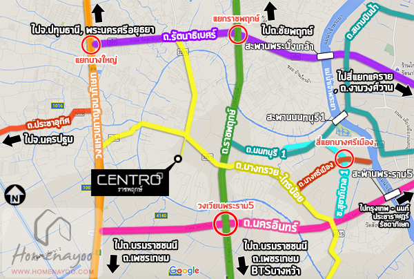 1CentroRatchaprukwaymap