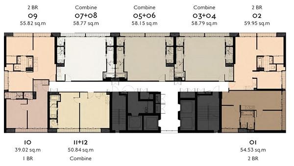 3-6 Floor