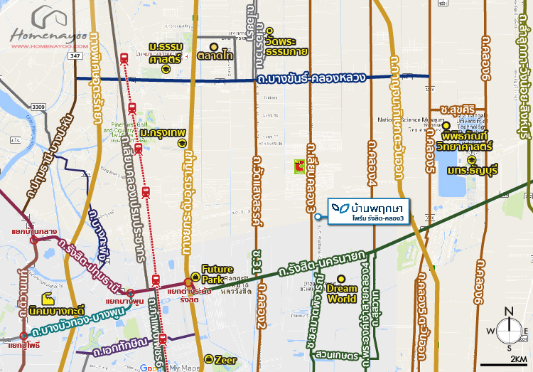 map_PP_rangsit_KL3-01