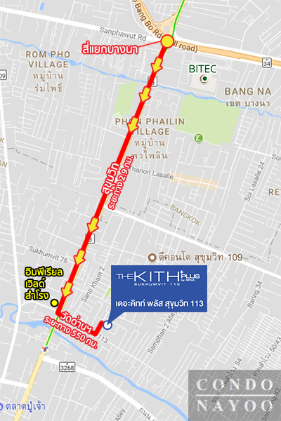 the kith plus สุขุมวิท 113_MAP_0005
