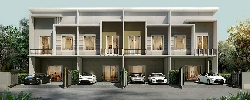 Modi Villa Bangyai
