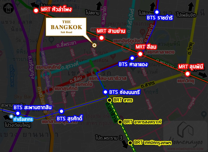 MAP MRT