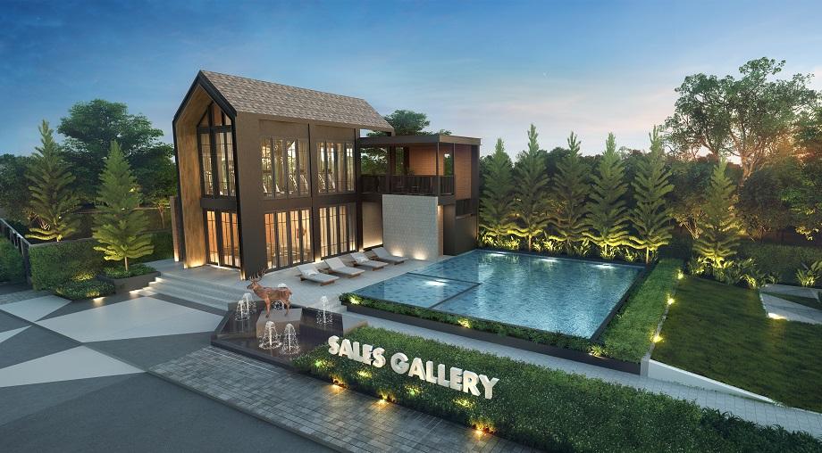 Baan Pruksa Hin Kong-Saraburi