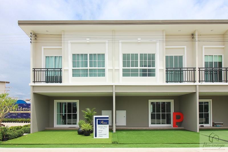 P Residence Phetkasem-Setthakit