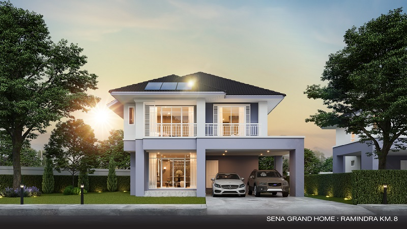 Sena Grand Home Ramindra KM.8