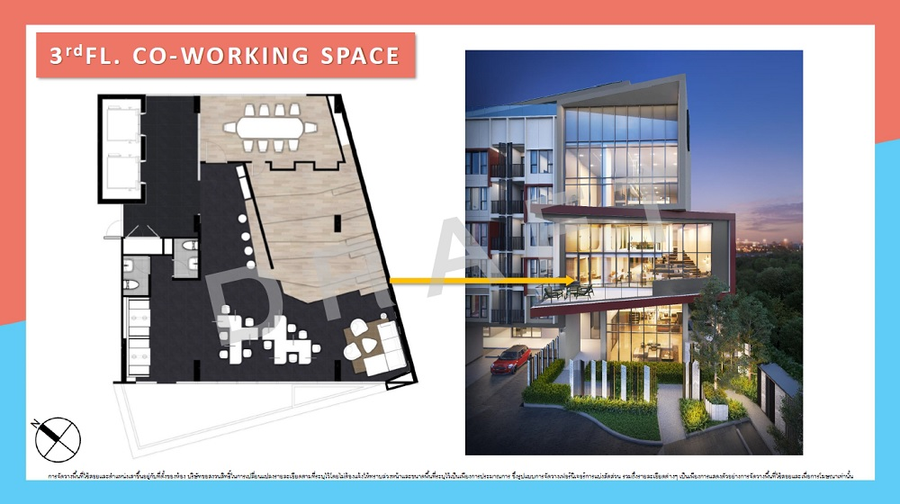 3rd co-working space